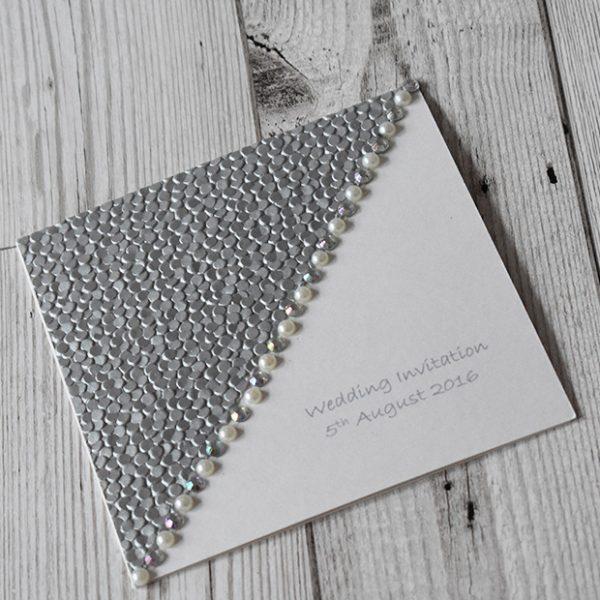 Classic Fold Wedding Invitations - Elizabeth-Rose Designs
