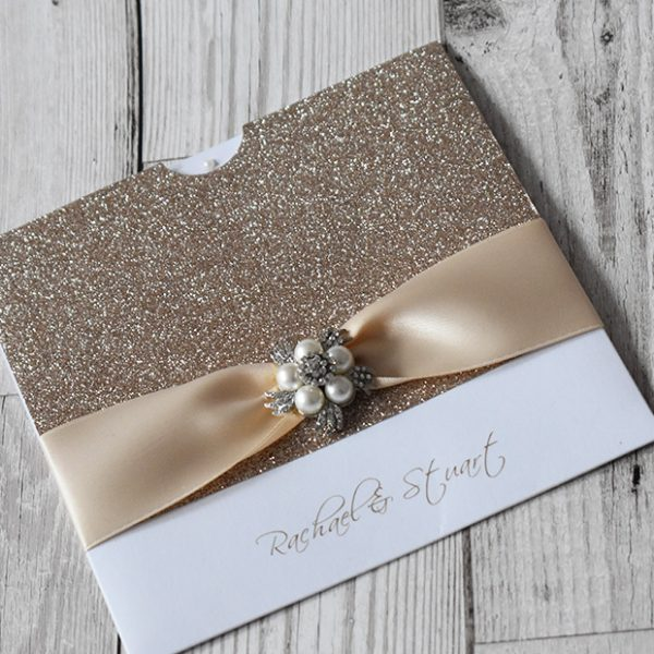 Luxury Wedding Invitations - Elizabeth-Rose Designs