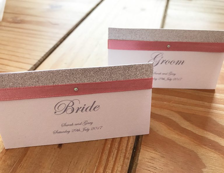Place Cards - Elizabeth-Rose Designs