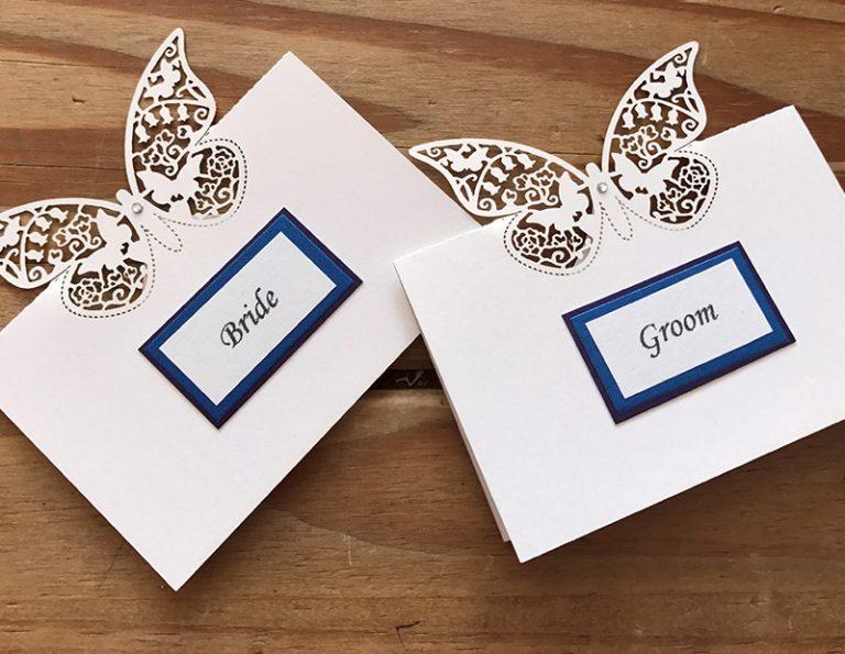 Place Cards - Elizabeth-Rose Designs